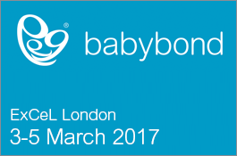 Babybond is also exhibiting at ExCeL London, 3-5 March 2017