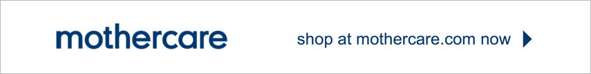 shop at mothercare  banner