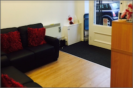 aberdeen ultrasound clinic waiting room