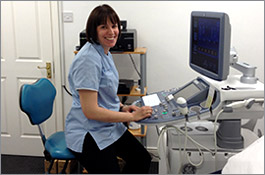 Newcastle Sonographer