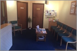 hereford ultrasound waiting room