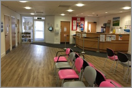 worcester ultrasound clinic waiting room