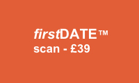 First Date pregnancy scan only £39