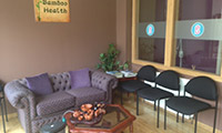 Ultrasound Direct Kirkcaldy reception
