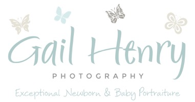 Gail Henry Newborn and Baby Photography logo