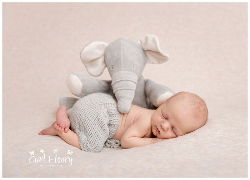 Newborn Photoshoot Aberdeen